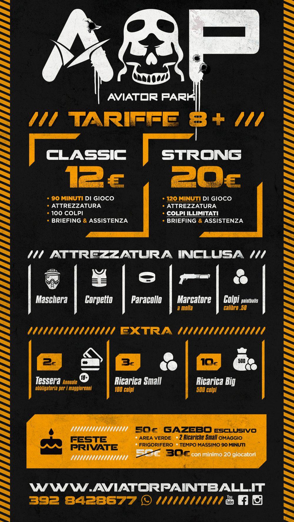 Tariffe8+